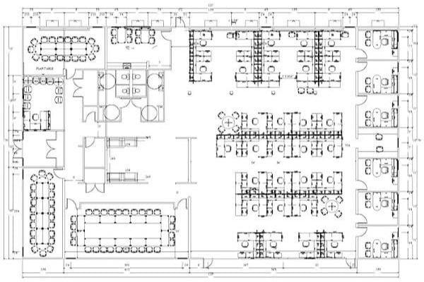Services storage design plans