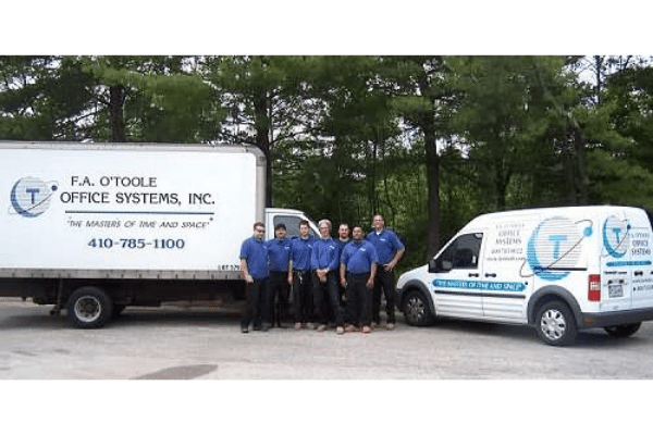 Storage services relocation crew